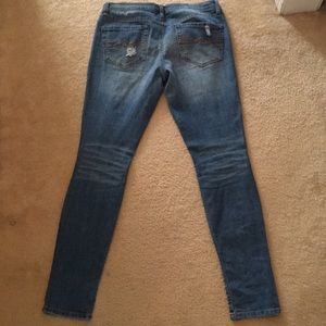 Mudd Jeans - Kohl's Mudd Destroyed Jeans